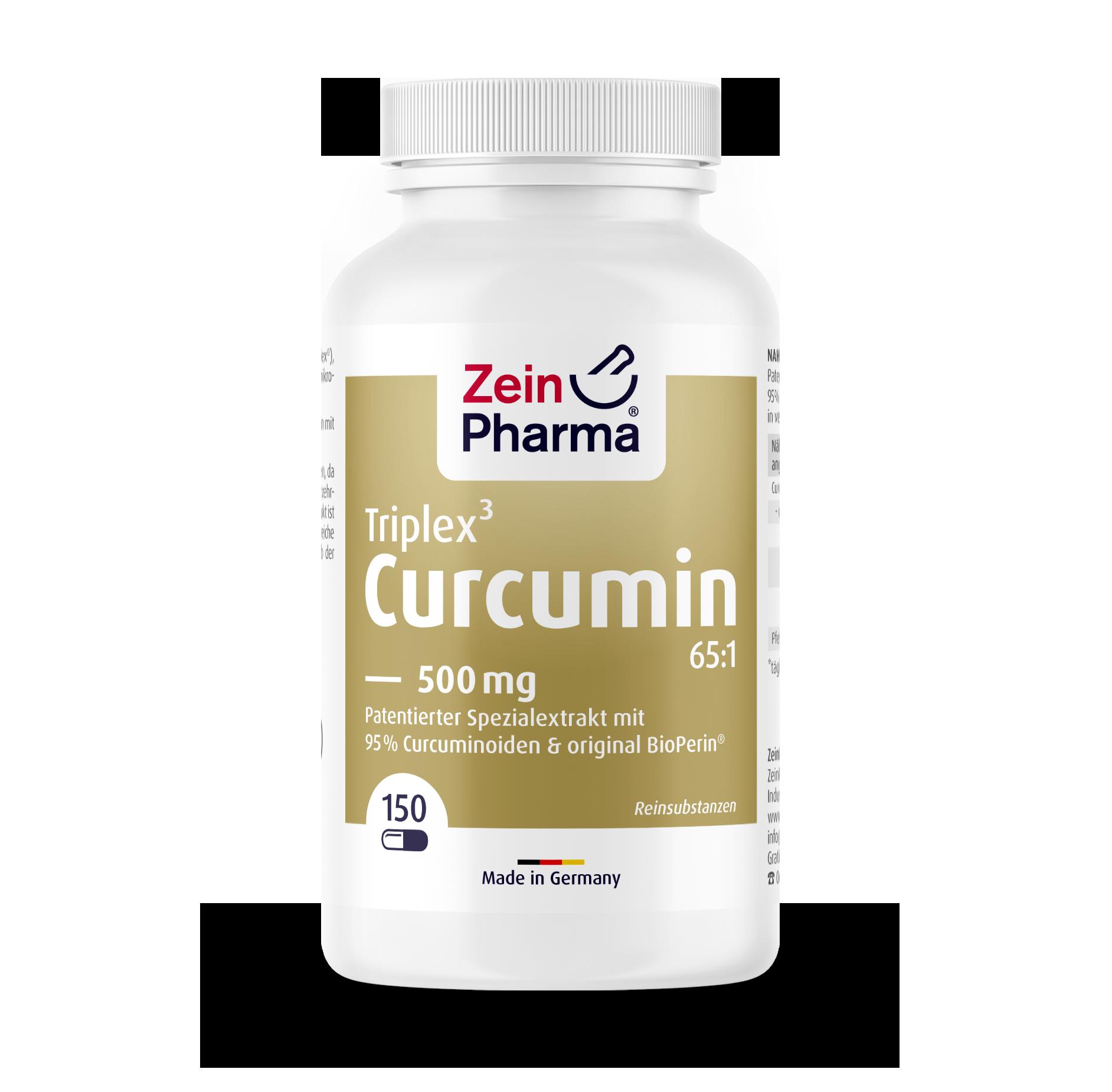 Curcumin-Triplex³ Capsules 500 mg