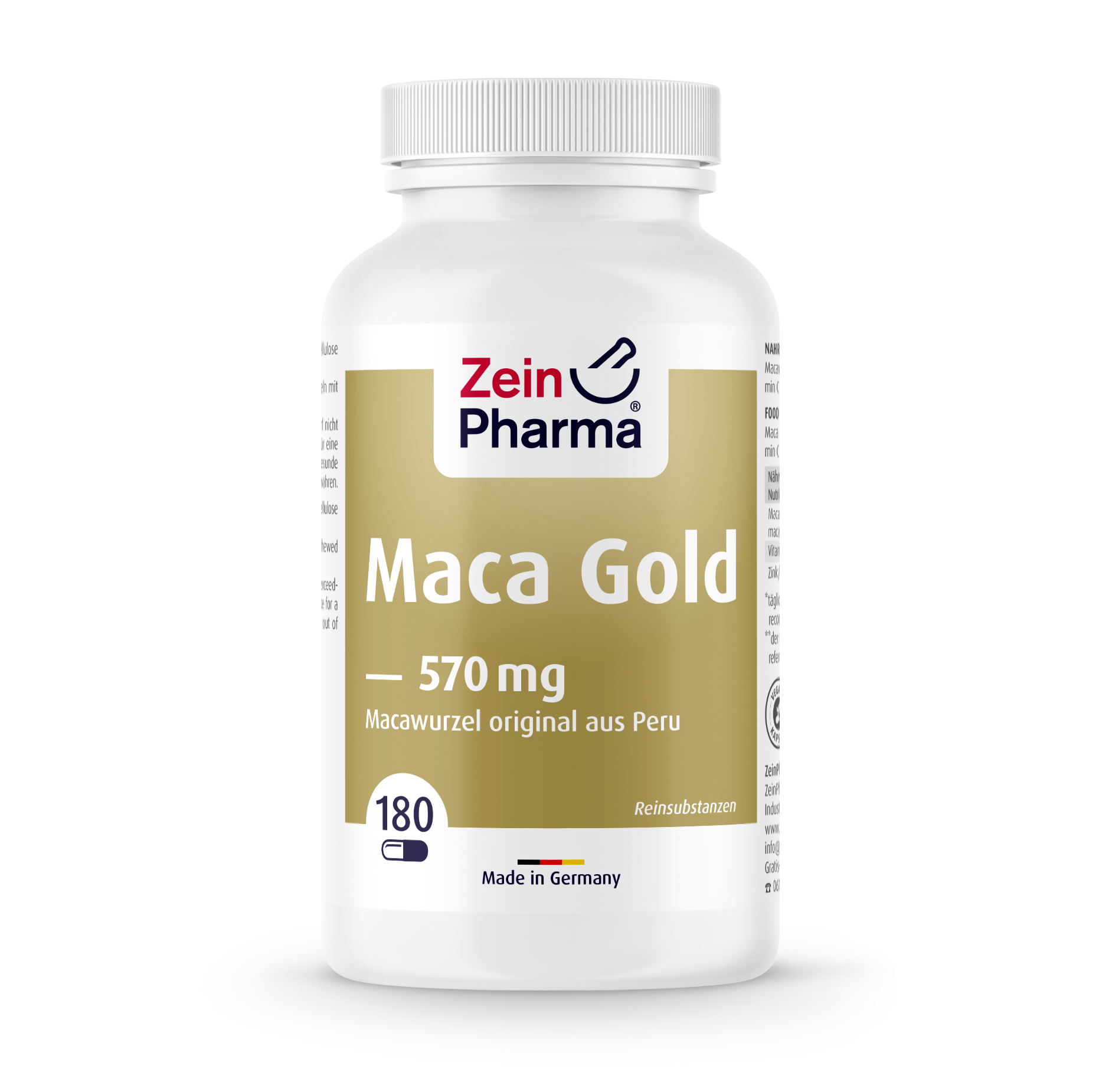 Maca Gold Capsules 570 mg