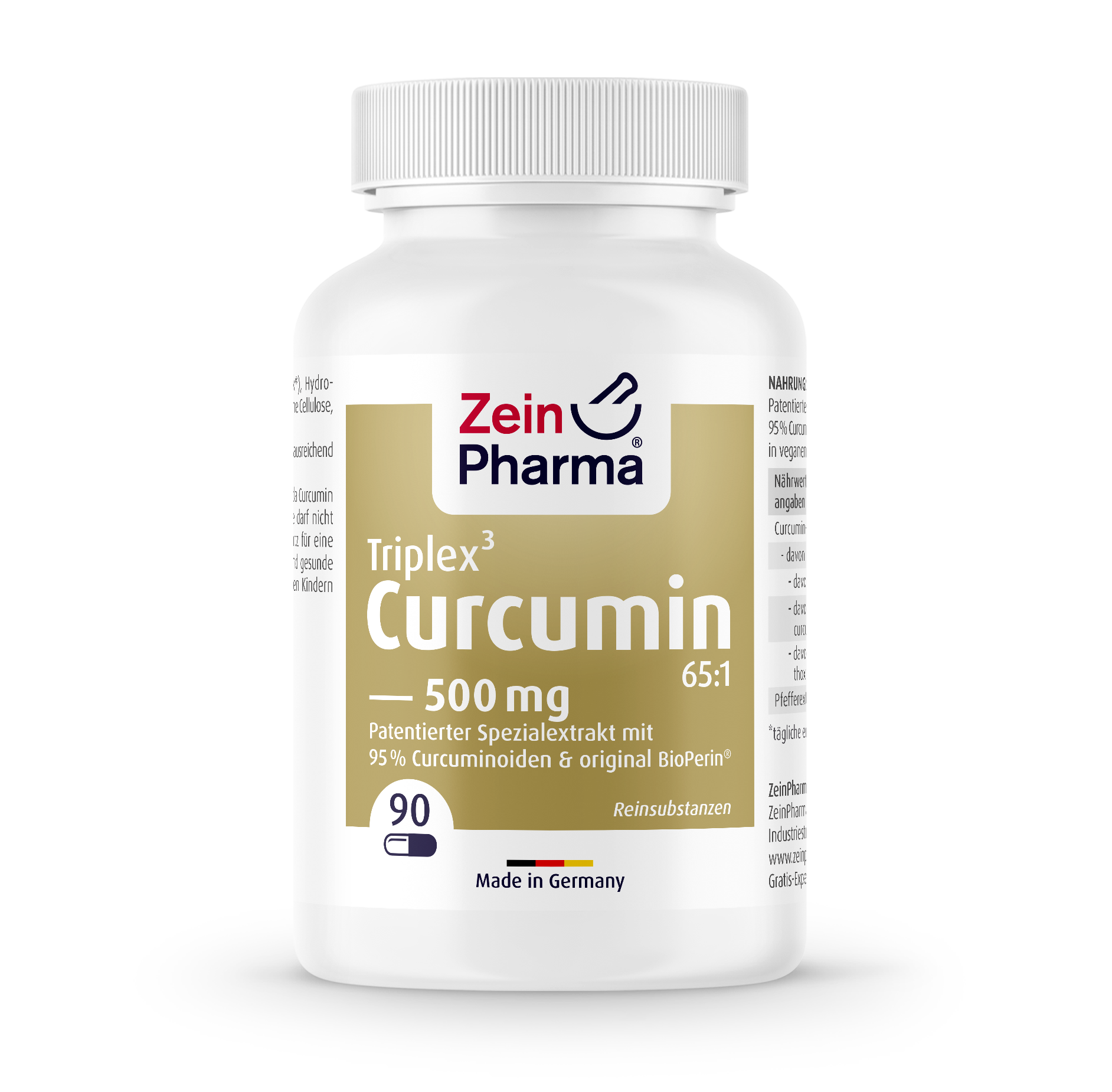 Curcumin-Triplex³ 500 mg Capsules