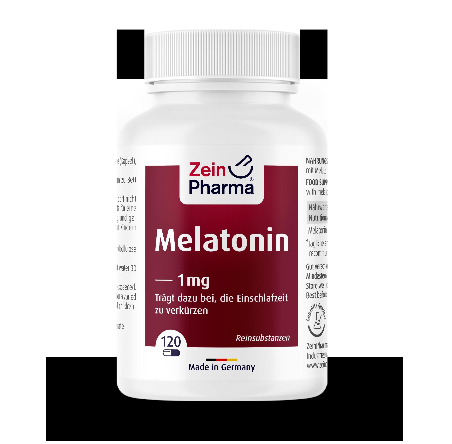 Melatonin Capsules 1 mg