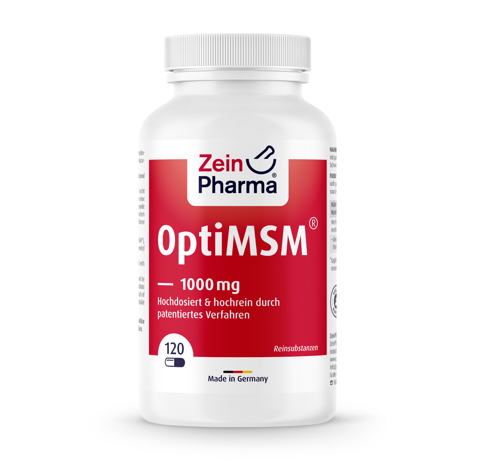 OptiMSM 1000 mg Capsules