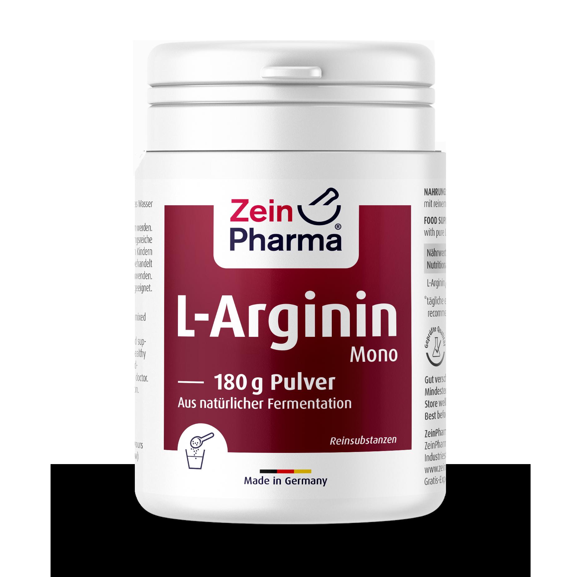 L-Arginine Mono Powder 180 g
