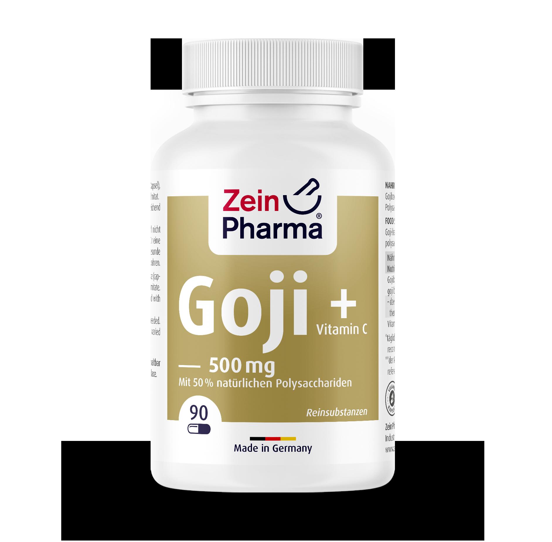 Goji Capsules 500 mg