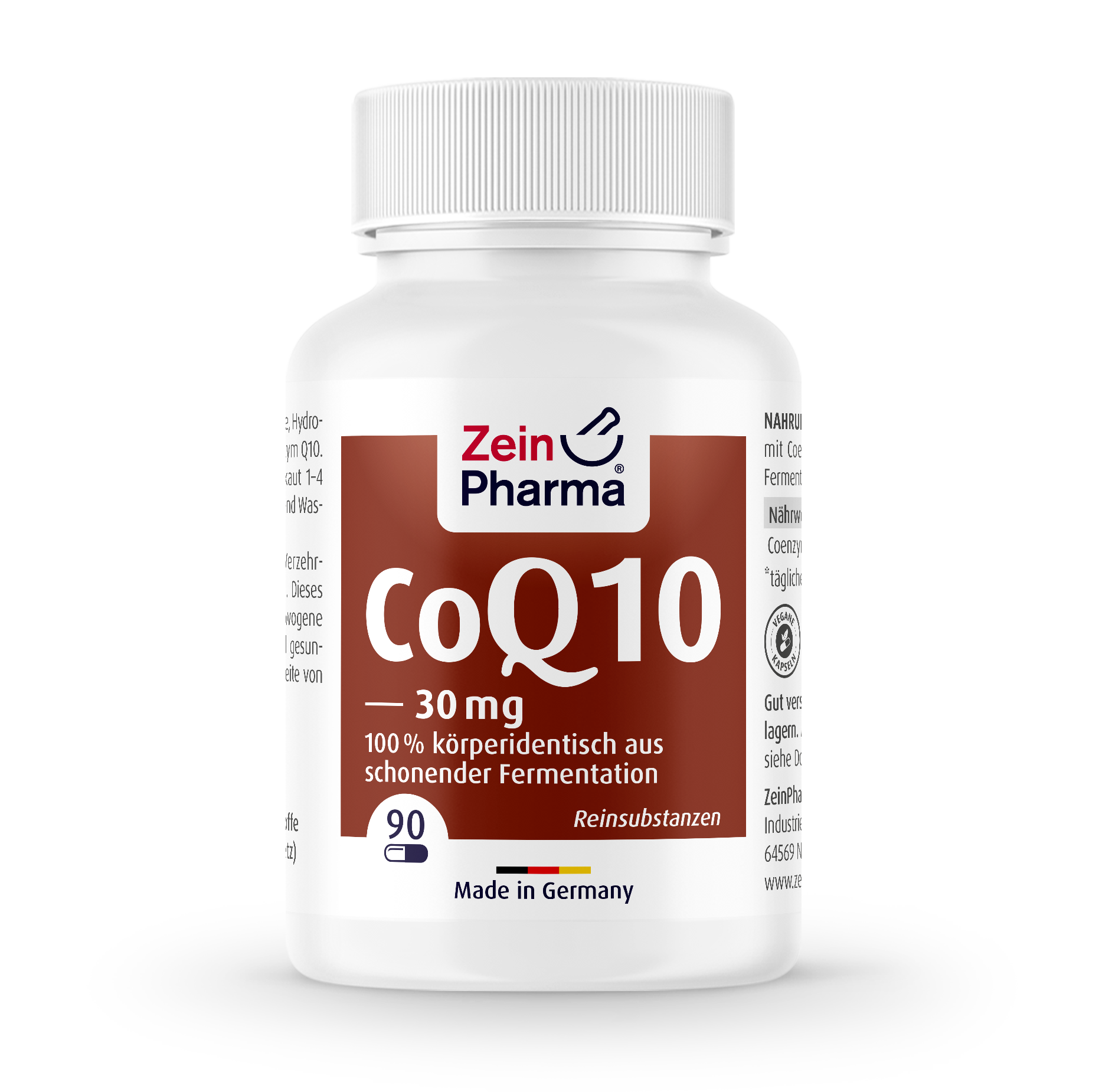 Coenzyme Q10 30 mg Capsules